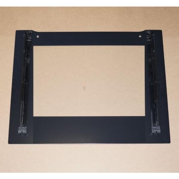 vitre exterieure de porte de four