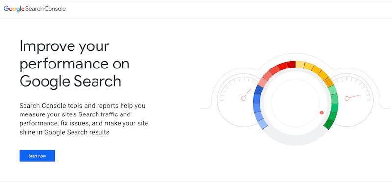 I migliori strumenti SEO Google Search Console