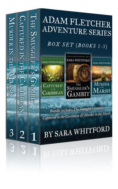Books 1-3 Box Set