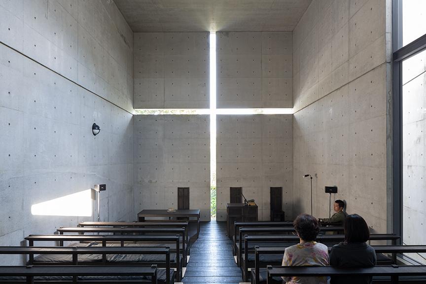 Tadao Ando S Church Of The Light In Ibaraki Japan Adam
