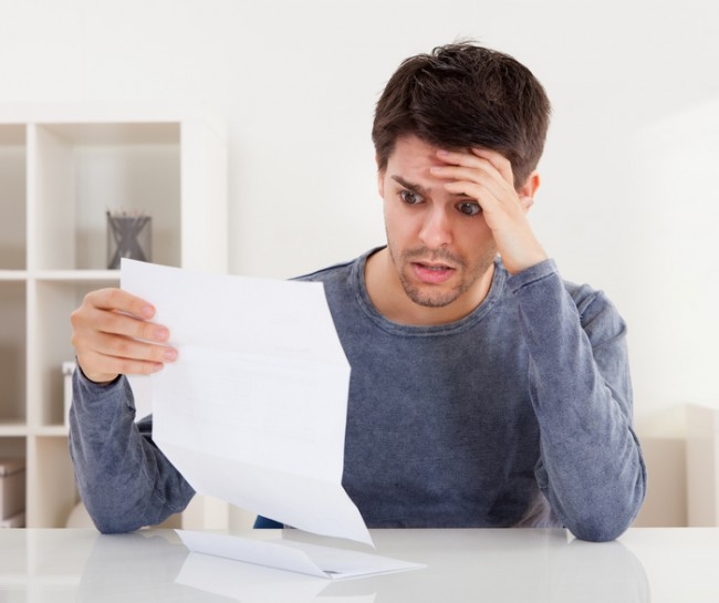 What information is included in your credit report?