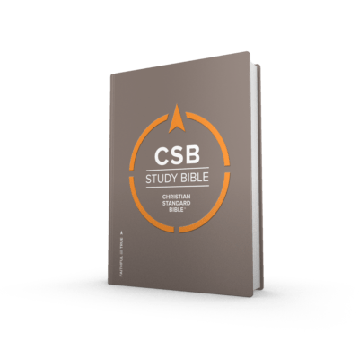 Theological Review of the CSB Study Bible Notes – Adam Harwood