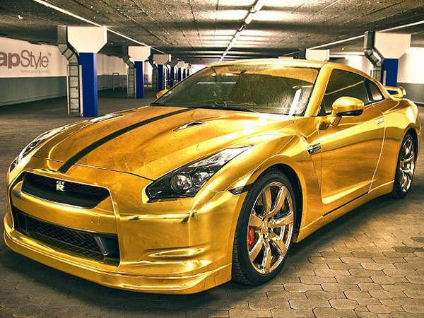 GOLG CAR