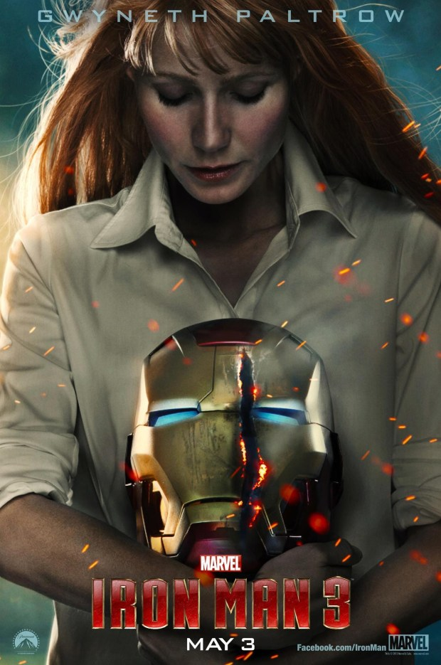 IRON MAN 3 - GWYNETH PALTROW