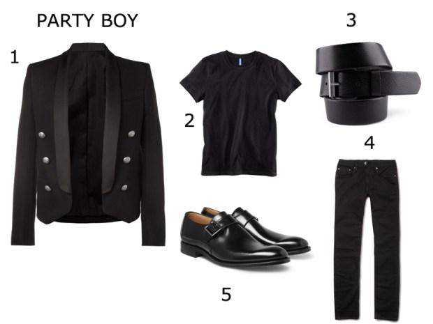 PARTY-BOY