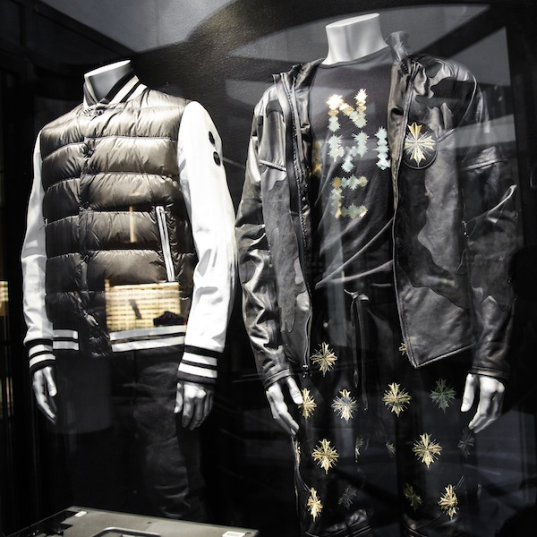 BARNEYS NEW YORK Windows