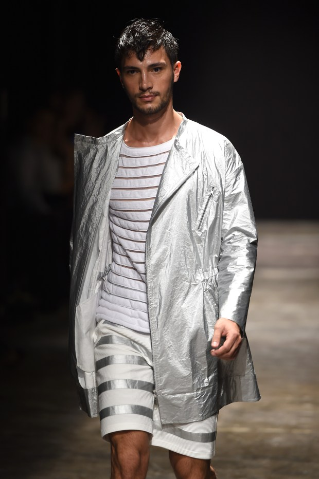 Giray Sepin: Runway - MBFWI Spring/Summer 2015