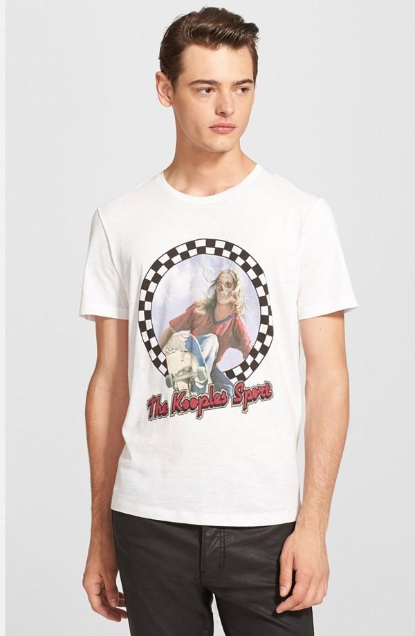 The-Kooples-Skull-Skateboarder-Graphic-T-Shirt