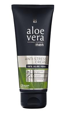 LR Aloe Vera Erkek Anti Stres Kremi