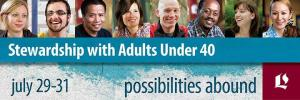 Stewardship with Adults Under 40
