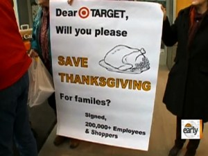 Dear Target: This Thanksgiving…Don't Do It!