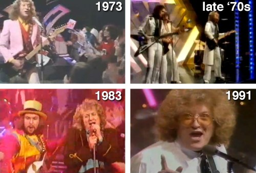 Slade, Throughout the Years