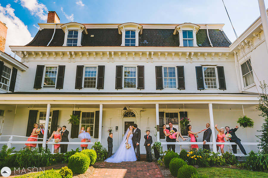 Corinthian Yacht Club Wedding Tyler And Heather Mason