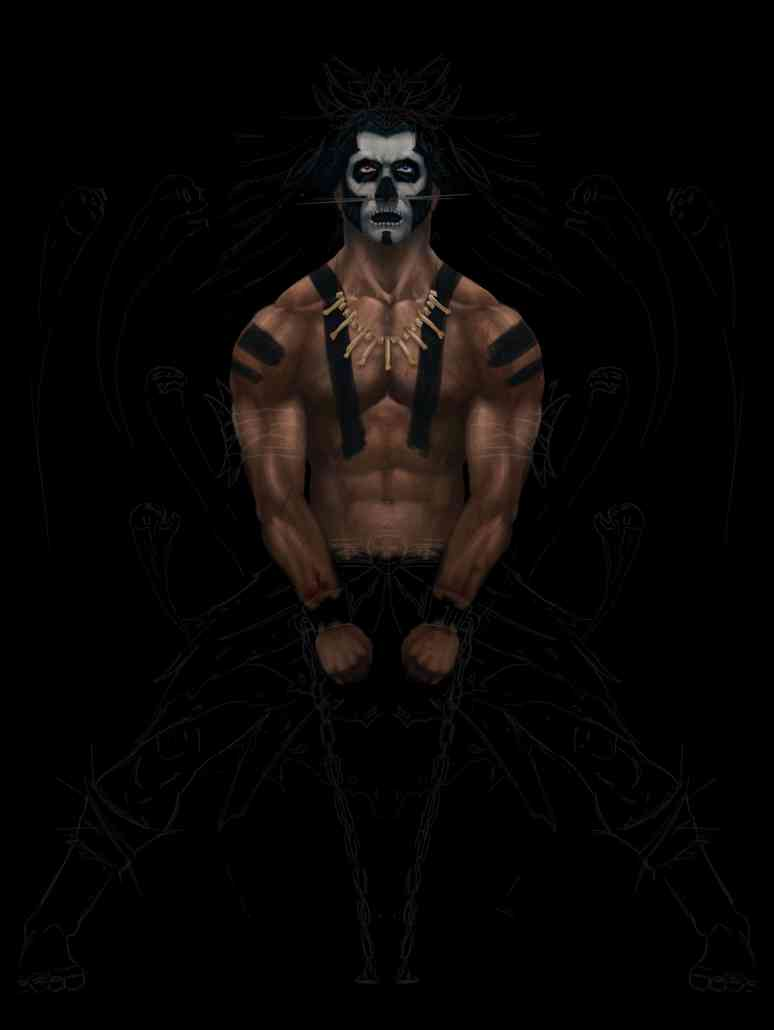 Voodoo Slave refinements and tattoos