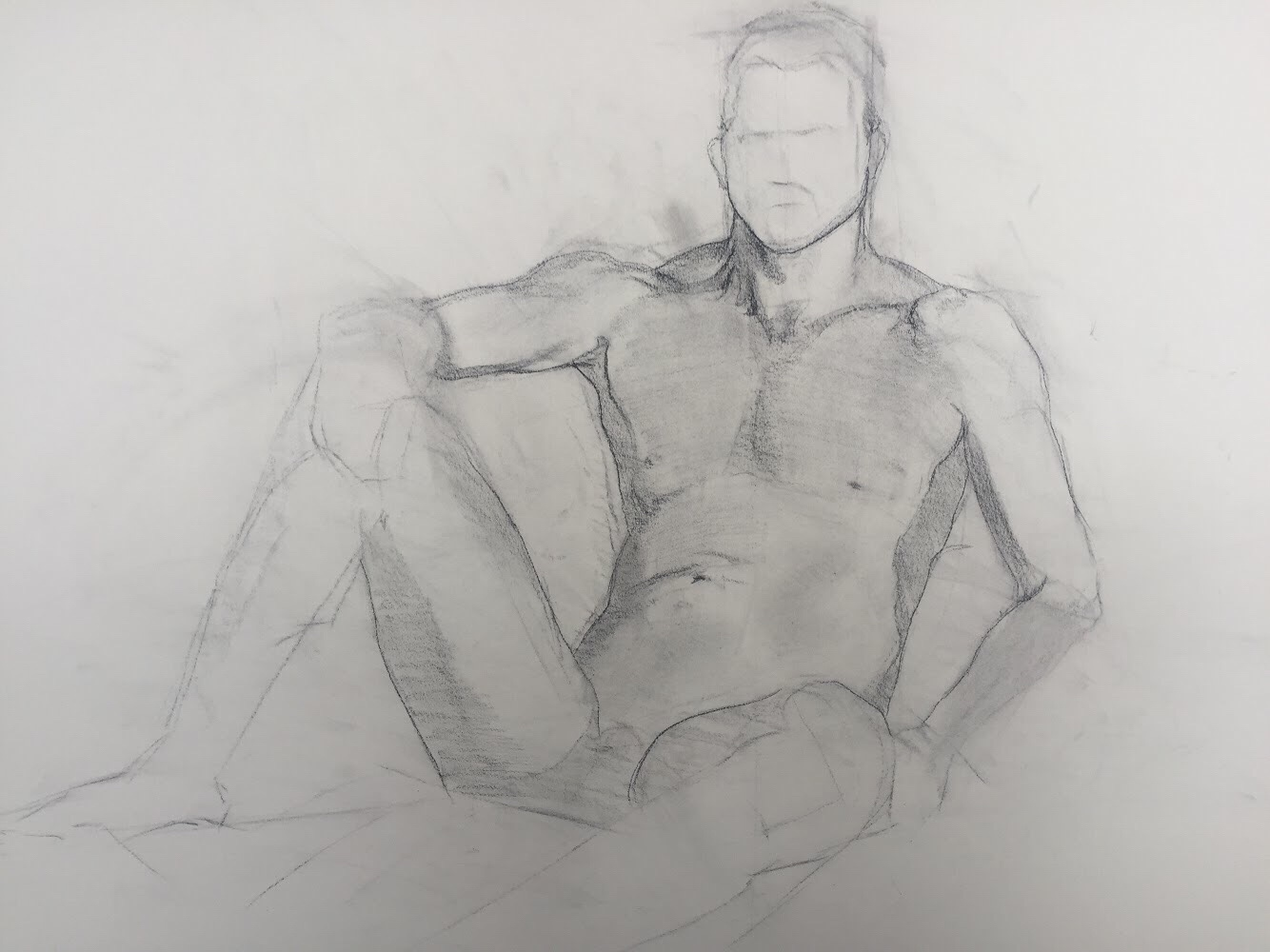 Working On figure Drawing value ranges