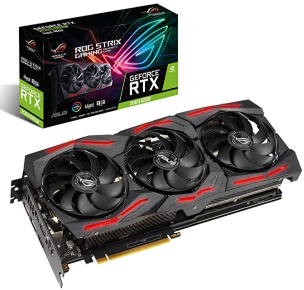 The Best Gaming Graphics Cards From Asus Brands