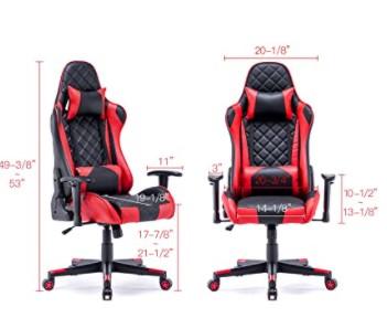 DJ WANG Gaming Chair