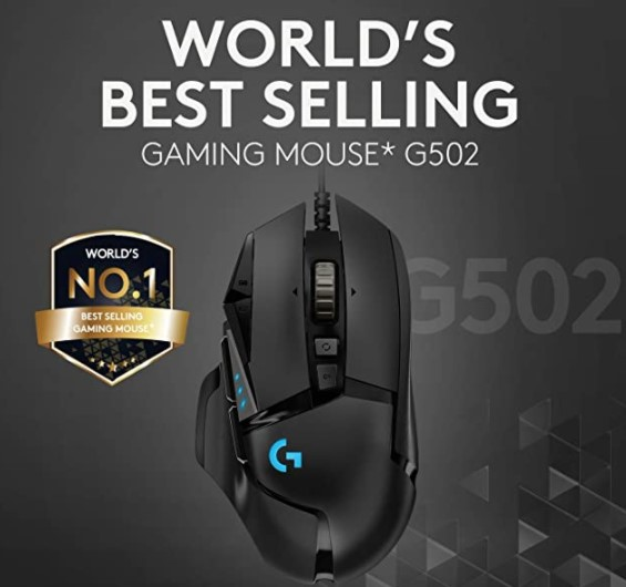 Logitech G502 Gaming Mouse Software For Windows and MAC OS