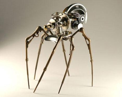 steampunk-spider