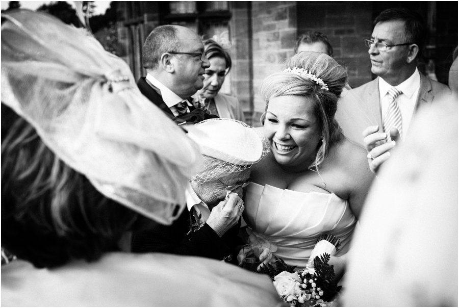 documentary wedding coverage