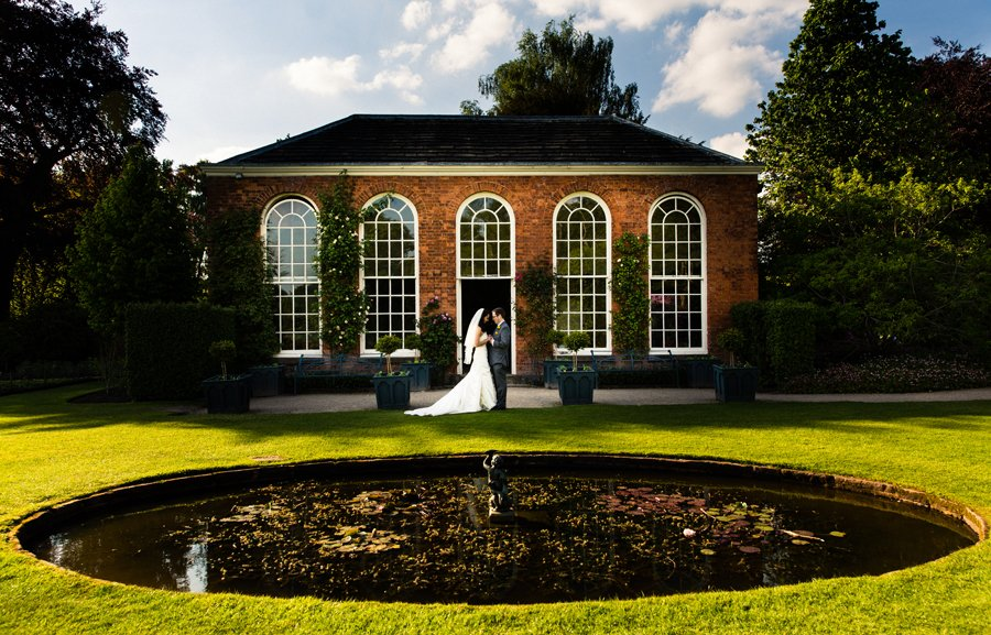 Dunham Massey wedding photos