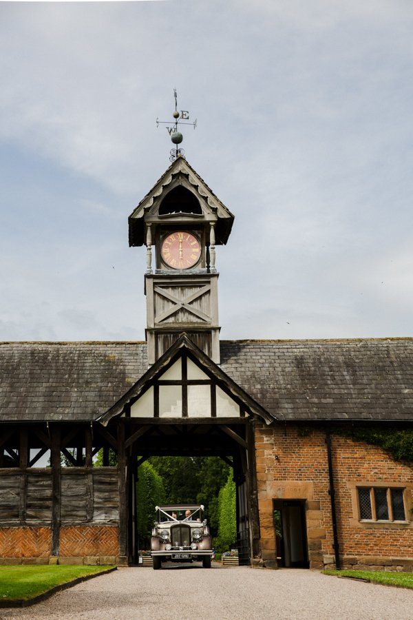 clock tower arley hall