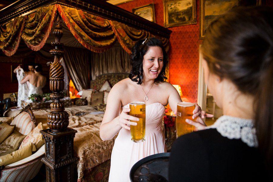 maunsel house wedding prep