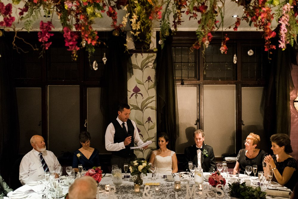 belle epoque wedding speeches
