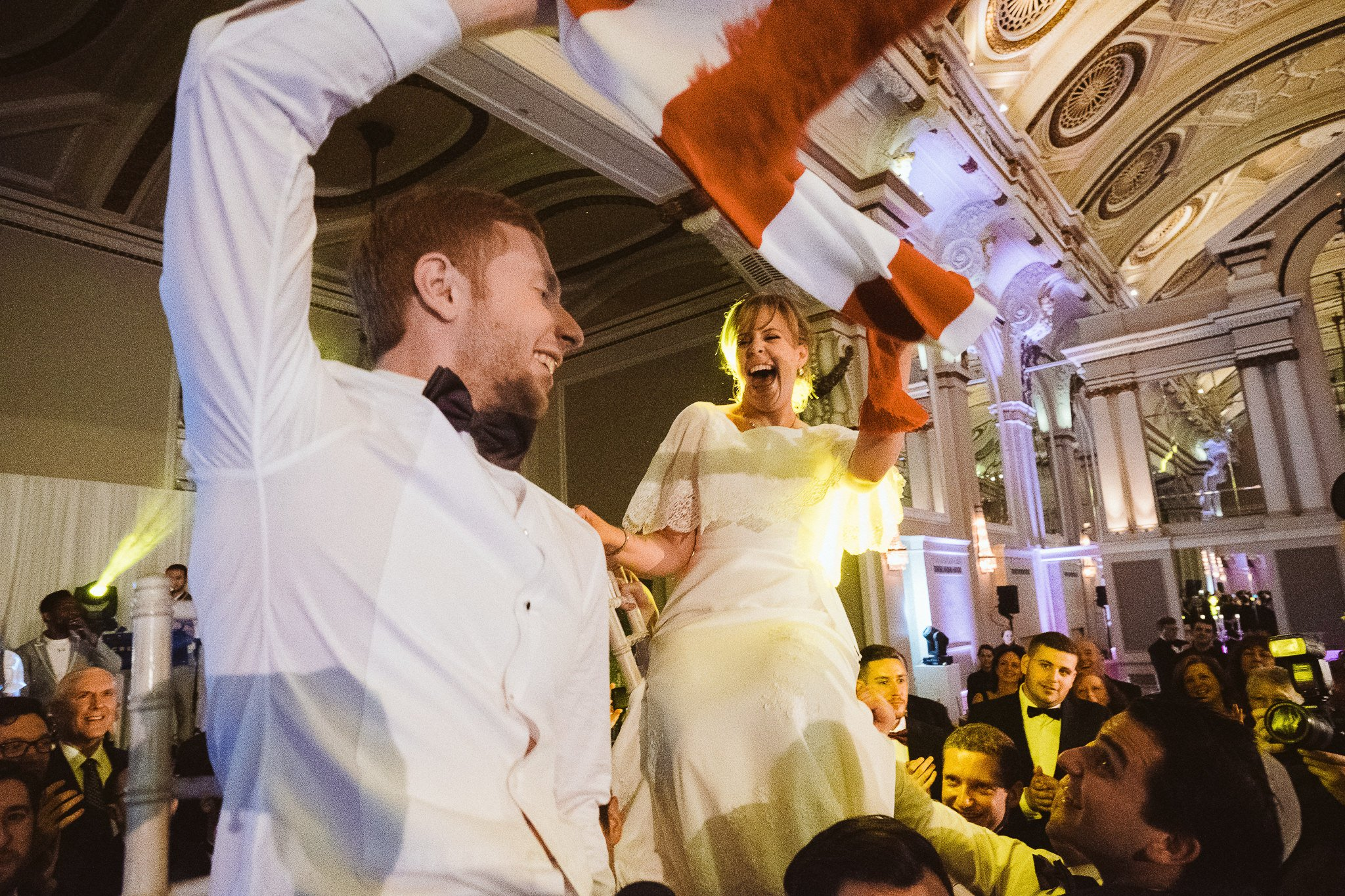 isreli dancing jewish wedding London