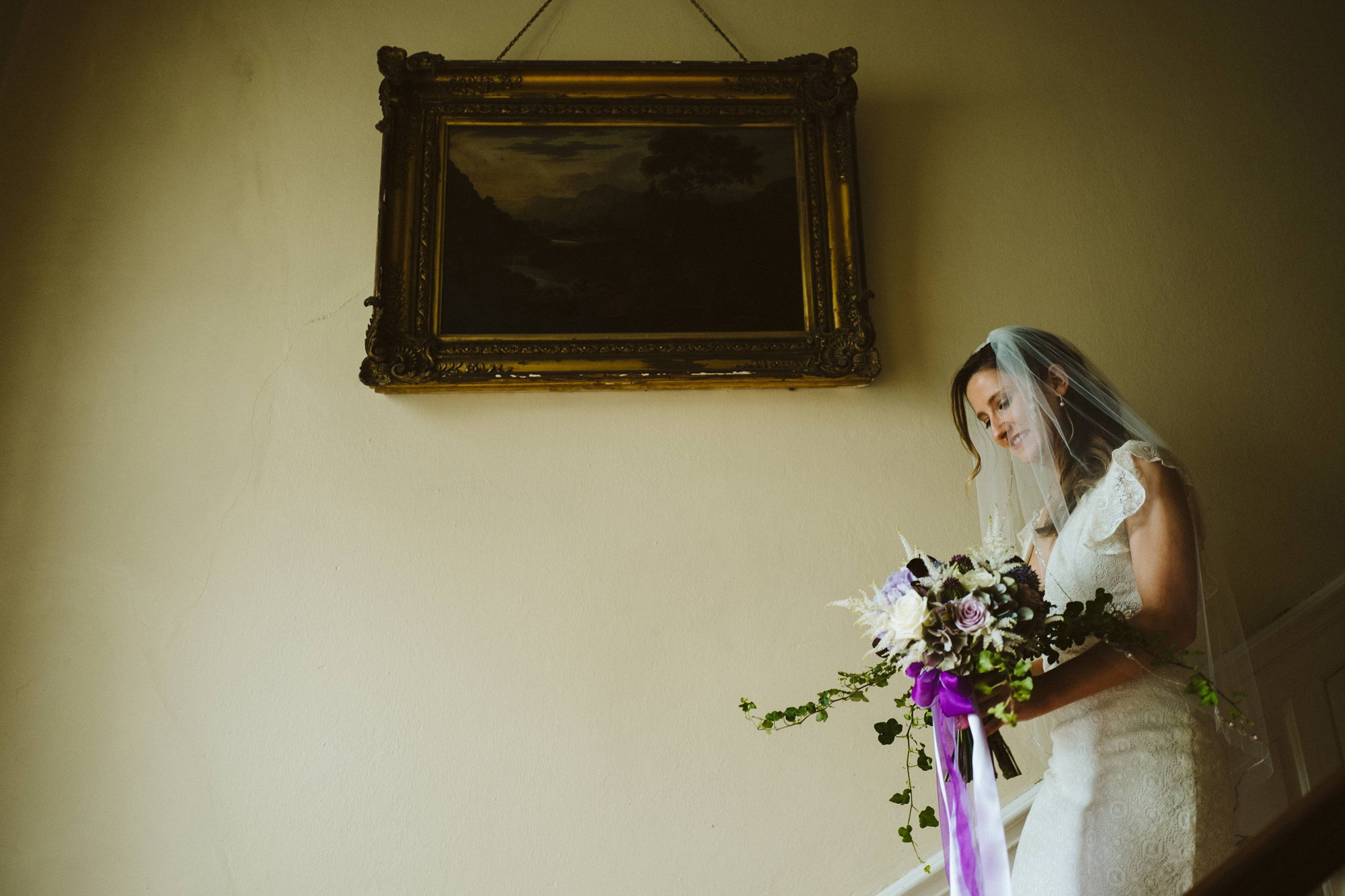 Pennard House wedding ceremony