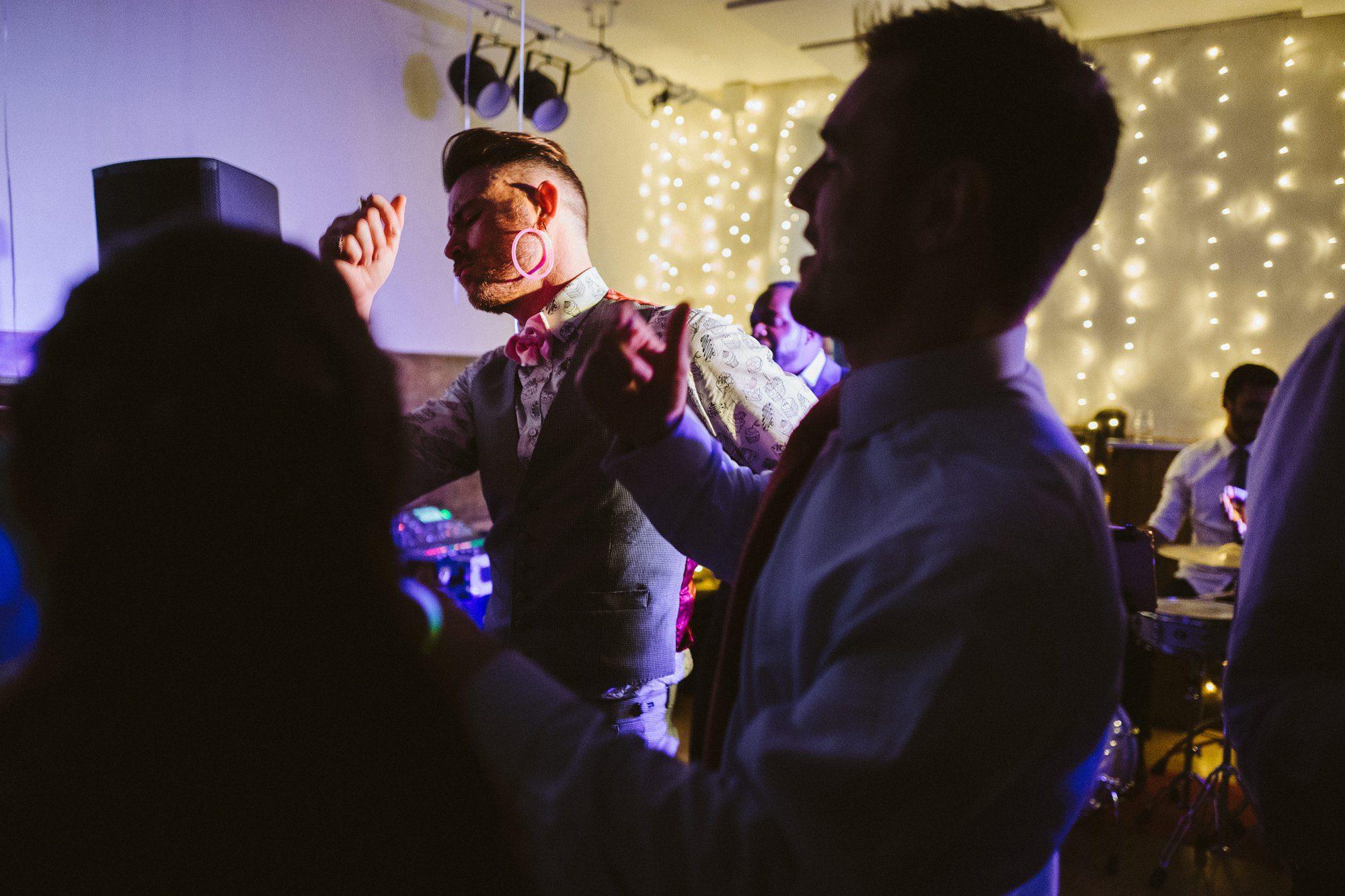 Pennard House wedding reception
