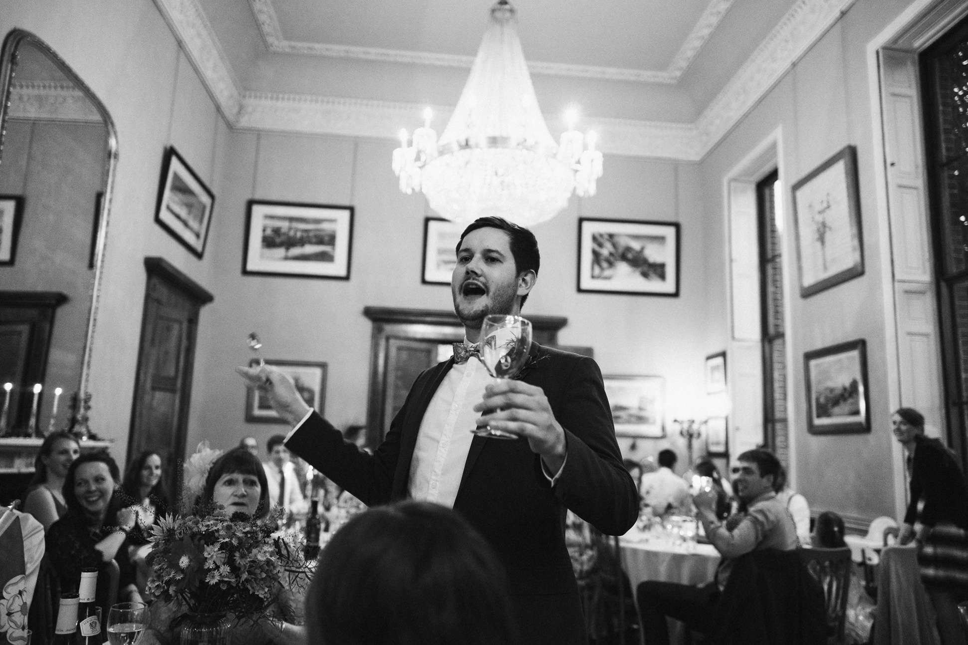 speeches walcot hall