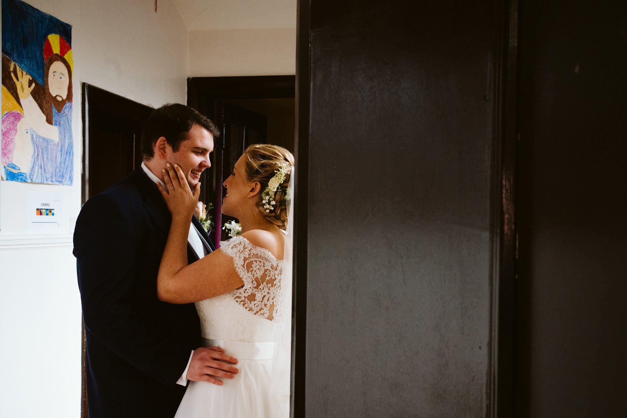 church wedding ripon