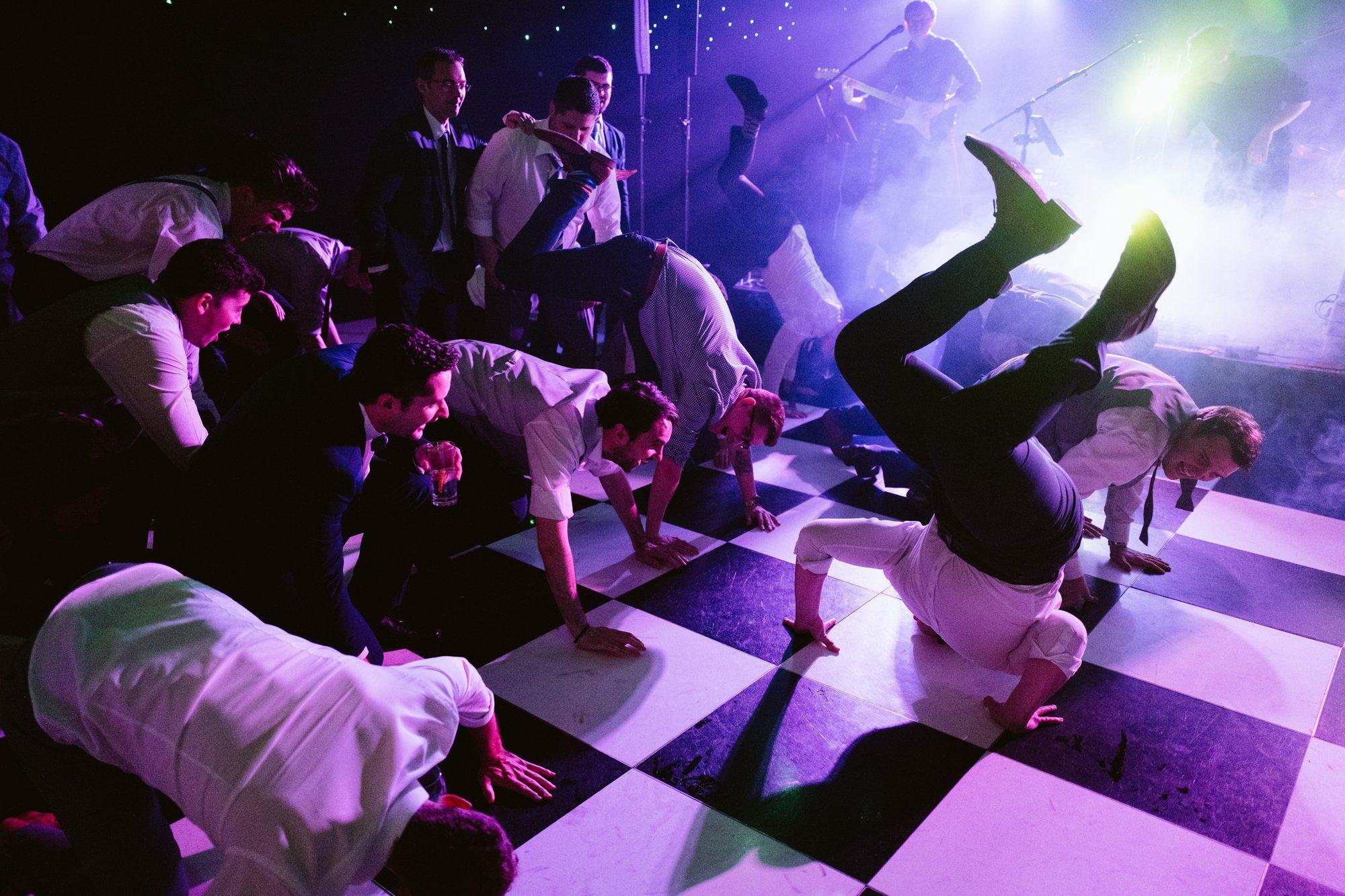 newby hall dancefloor