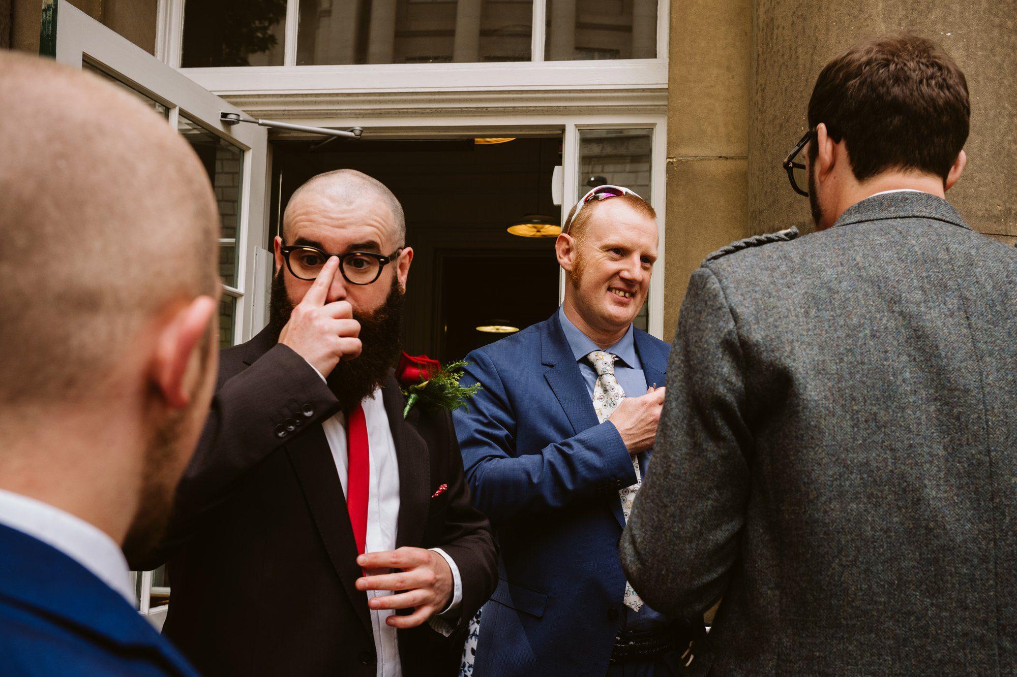 quaker wedding manchester
