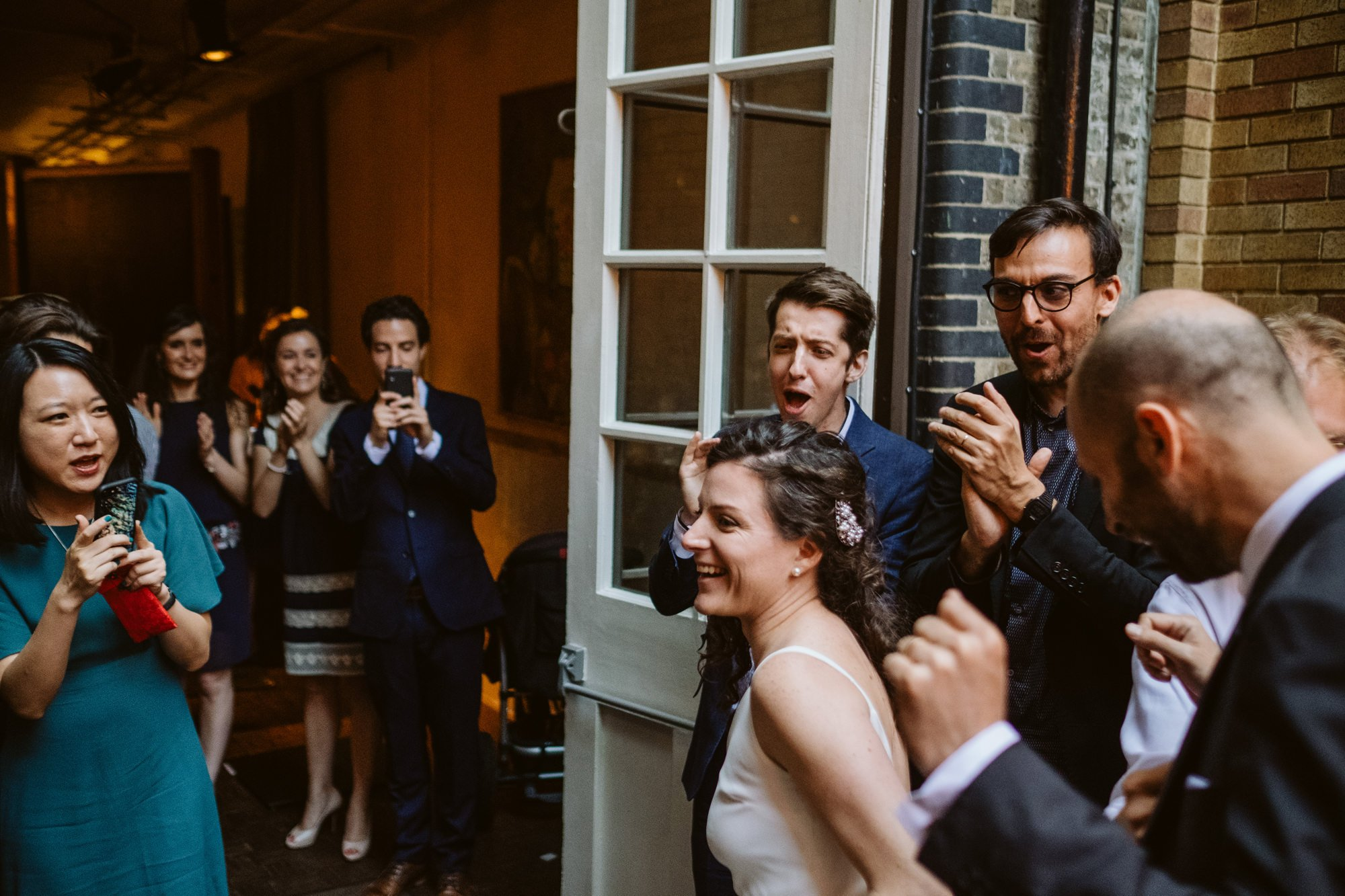 wedding tanner warehouse london