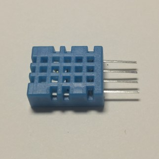 DHT11 Temperature/Humidity Sensor