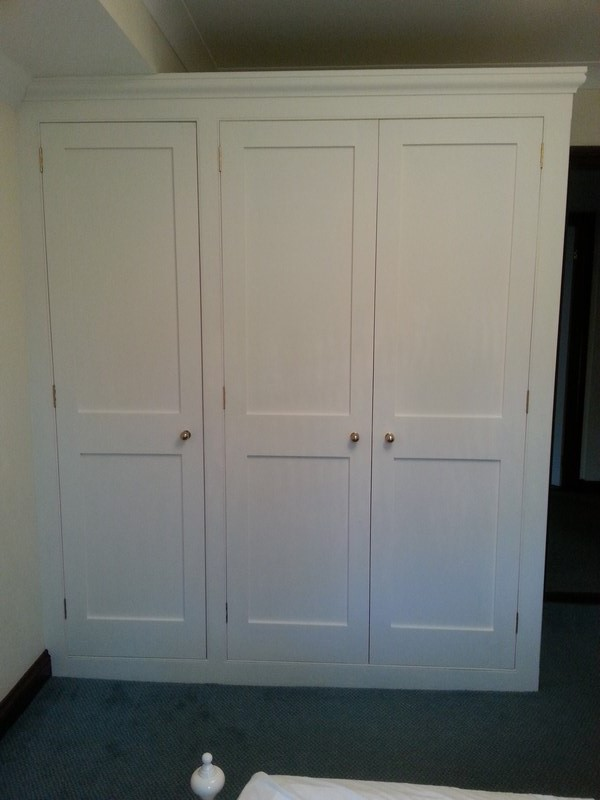 Bespoke Hand Made Fine Fitted Furniture Carpenter London Gallery3
