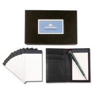 david allen note taker wallet