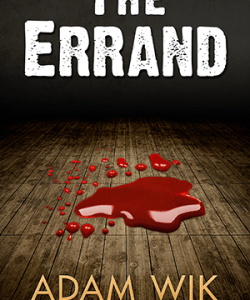 Cover of the book The Errand by Adam Wik