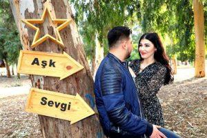 ormanda evlilik teklifi