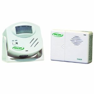 Motion Sensor and Pager