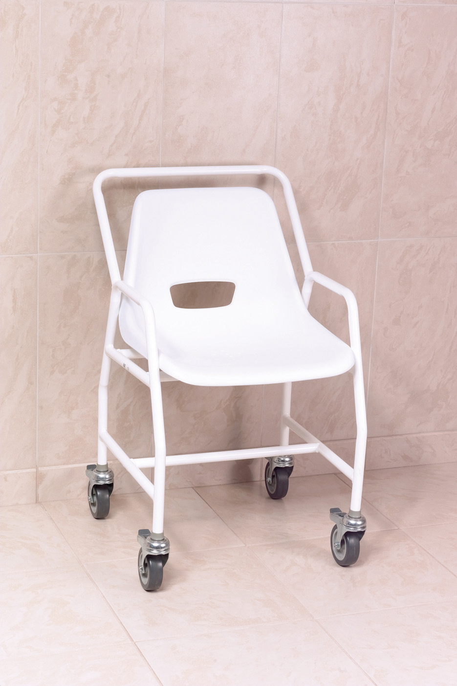 Shower chair with wheels | Adapted Living