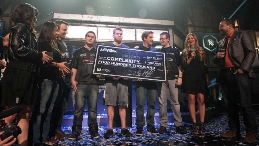 2014 Call of Duty World Championship. Photo: Courtesy of Activision