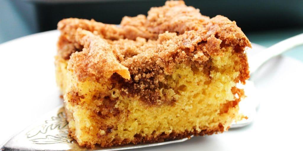 The Best Coffee Cake Ever Recipe Dishmaps
