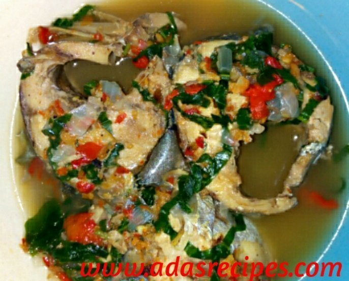 Fresh Fish pepper soup recipe Everyone will love