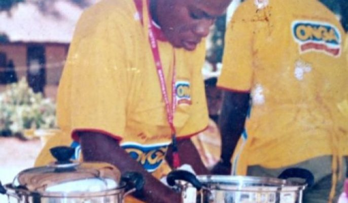 I Emerged Overall Winner in PROMASIDOR Nigeria Cooking Competition