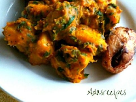 Best yam porridge everyone will enjoy