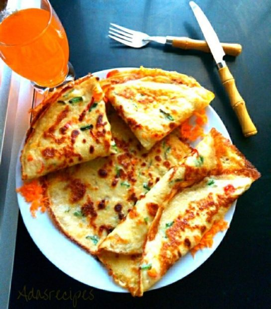 Yummy Nigerian Pancake Everyone's Delight!