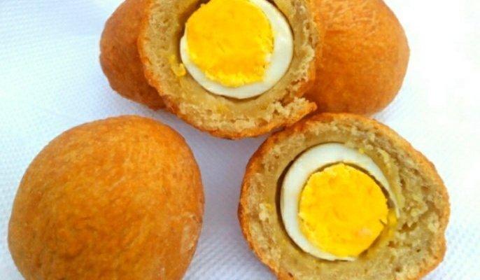 Make Best Nigerian Egg Roll